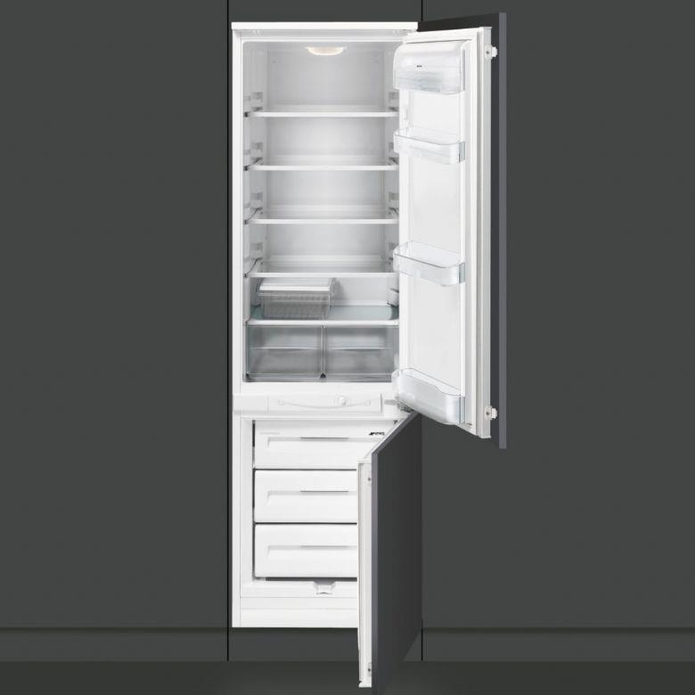 Smeg Integrated In Column Fridge Freezer Bodel