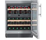 Liebherr B/U Wine Cabinet with Glass Door